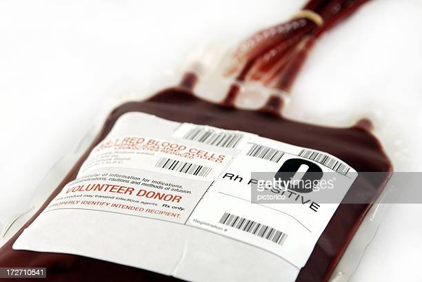 O positive blood