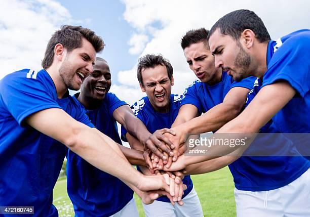 Positive football team
