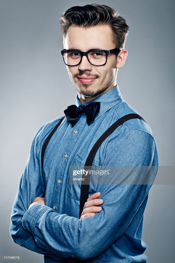Positive man : Stock Photo