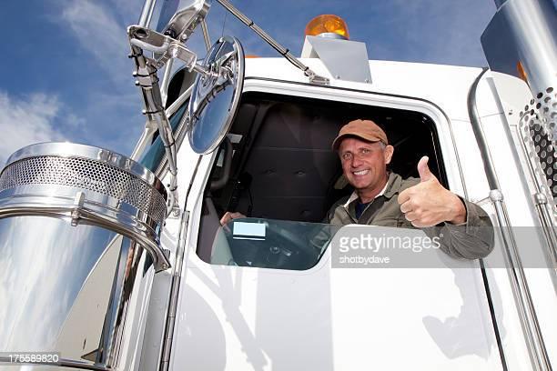 Positive de camionneur