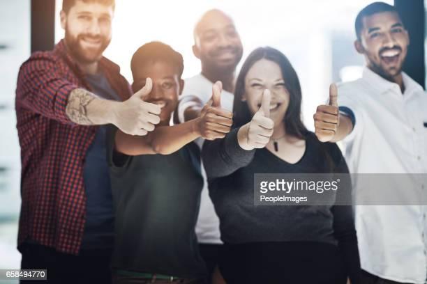 Positivité à l'unité