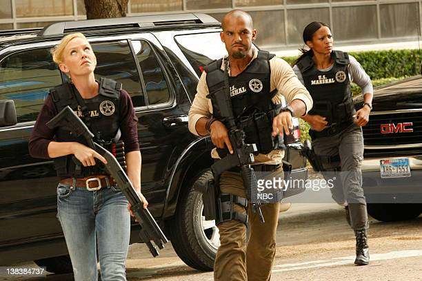 CHASE 'Posse' Episode 108 Pictured Kelli Giddish as Annie Frost Amaury Nolasco as Marco Martinez Jesse Metcalfe as Luke Watson