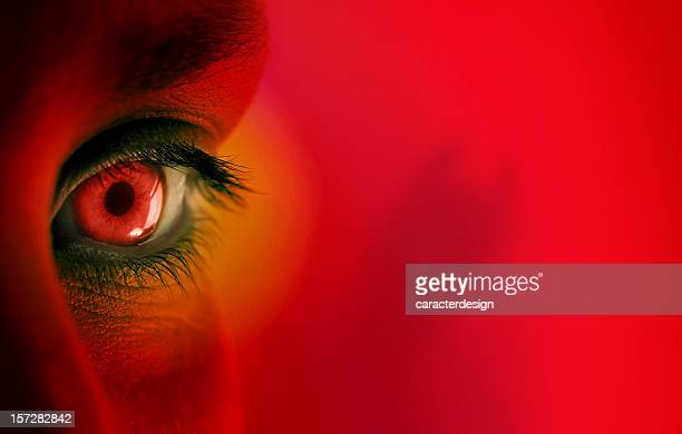 possessed - do you believe in devil? - demons stock photos and pictures