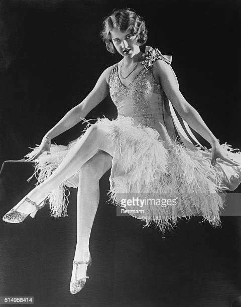 Possessor of America's Loveliness legs New York City Pictured above is Barbara Newberry declared by Florenz Ziegfeld to be the possessor of the...