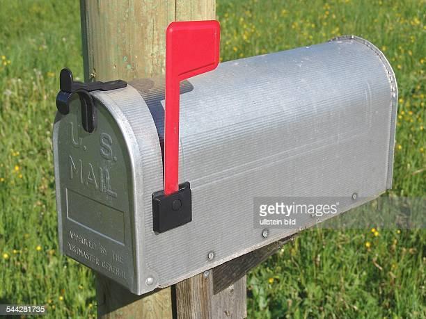 Amerikanischer Briefkasten amerikanischer briefkasten stock photos and pictures getty images