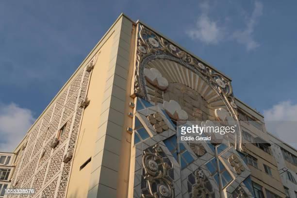 Post era Soviet architecture in Tashkent