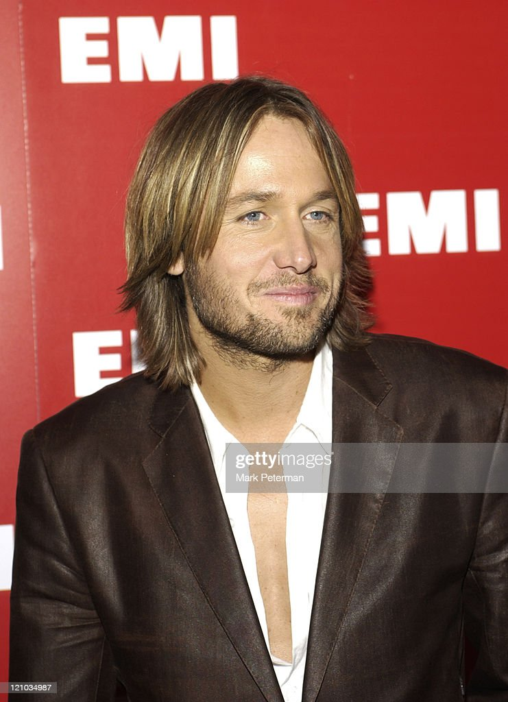 EMI post Grammy Party at Beverly Hills Hotel Keith Urban