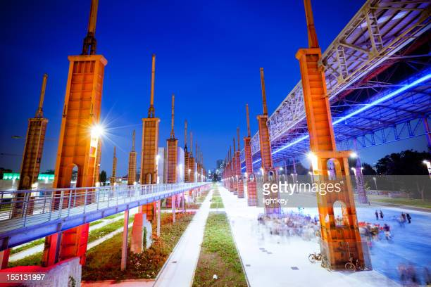 Post industrial Park