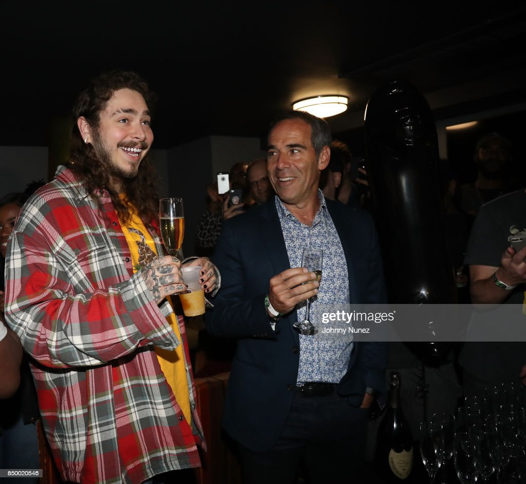 Post Malone In Concert - New York, New York : News Photo