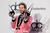 los angeles ca post malone winner