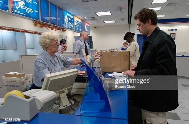 60 Top Post Office Counter Pictures, Photos, & Images - Getty Images