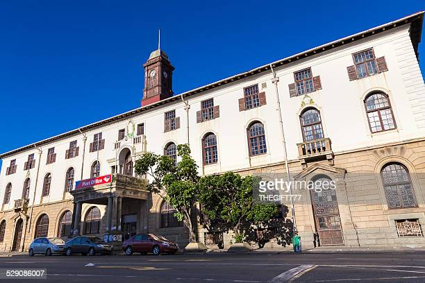 post office in east london, south africa - east london stock pictures, royalty-free photos & images