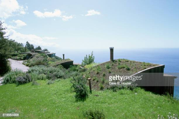post ranch inn along big sur coast - inn stock pictures, royalty-free photos & images