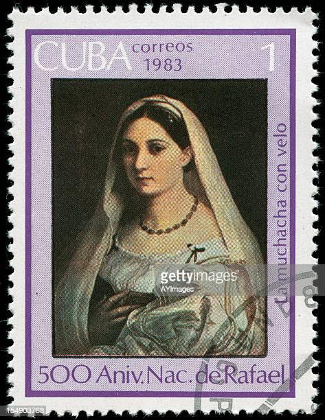 Francobollo postale da Cuba