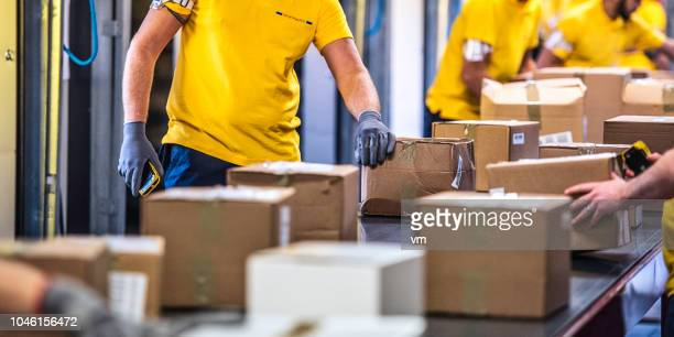 postal production line - post structure stock pictures, royalty-free photos & images