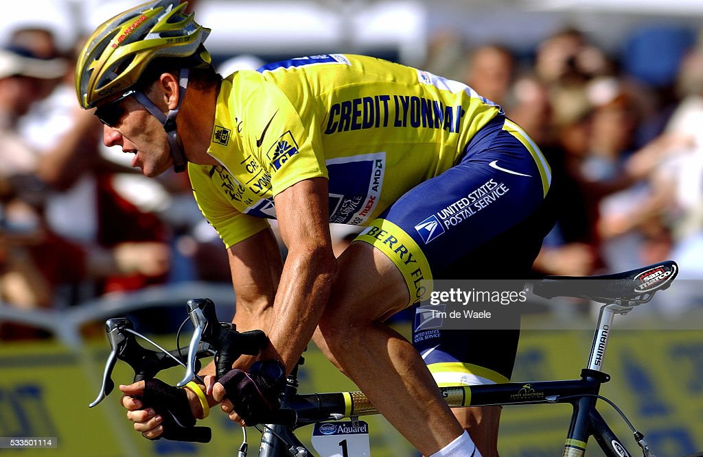 Cycling 2004 - Tour de France - Stage Twenty : ニュース写真