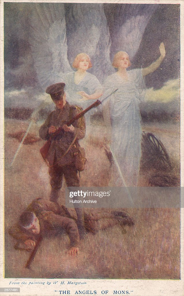 Angels Of Mons : News Photo
