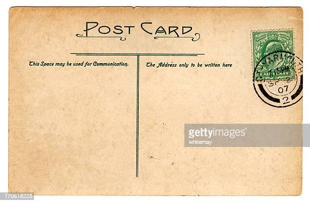 Postcard: Edward VII September 1907