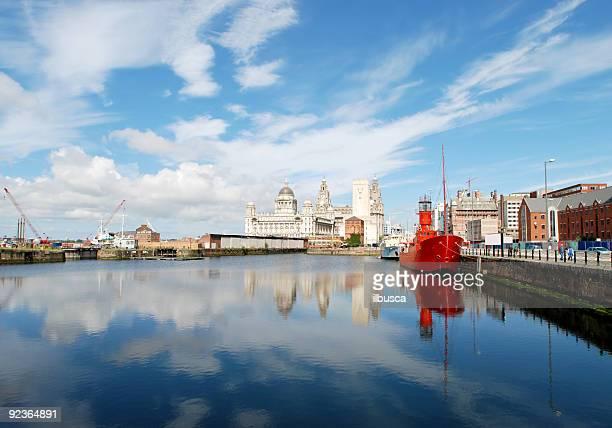 はがきメルツヴェックハレビューズムからの風景 - イングランド北西部 ストックフォトと画像