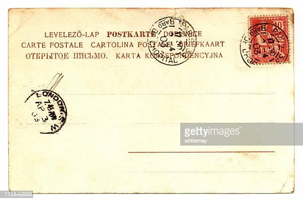 Carte postale de Paris 1903