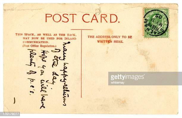 Postcard from Stalham, Norfolk, 1905