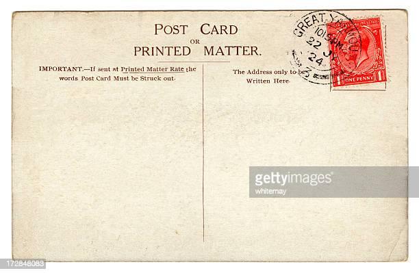 Postcard: George V July 1924