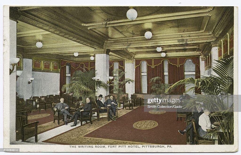 The Writing Room : News Photo
