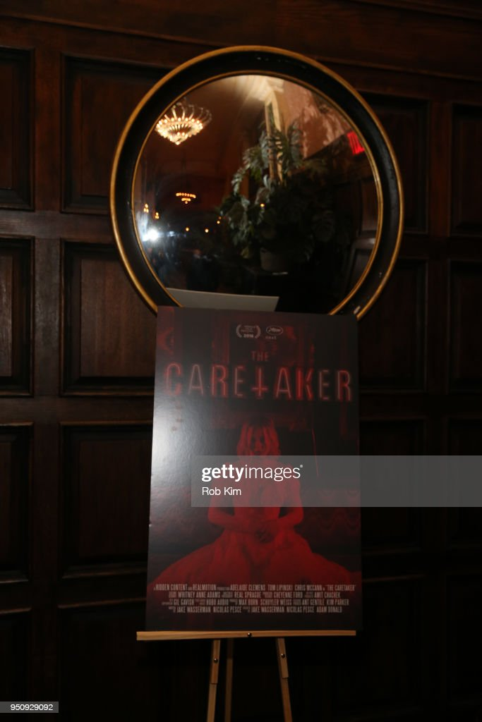 """The Caretaker"" Tribeca Premiere Party"