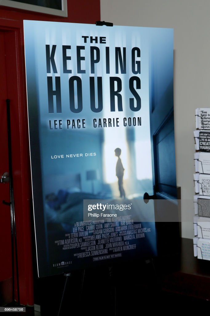 the keeping hours full movie 2017