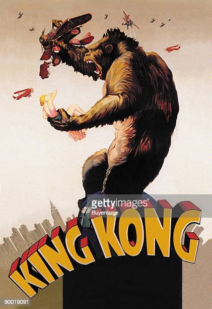 The motion picture King Kong