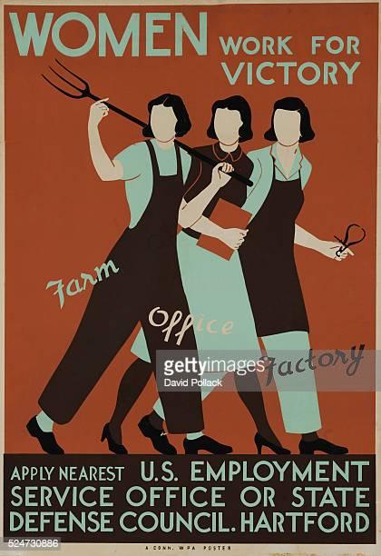 WPA poster circa 1945
