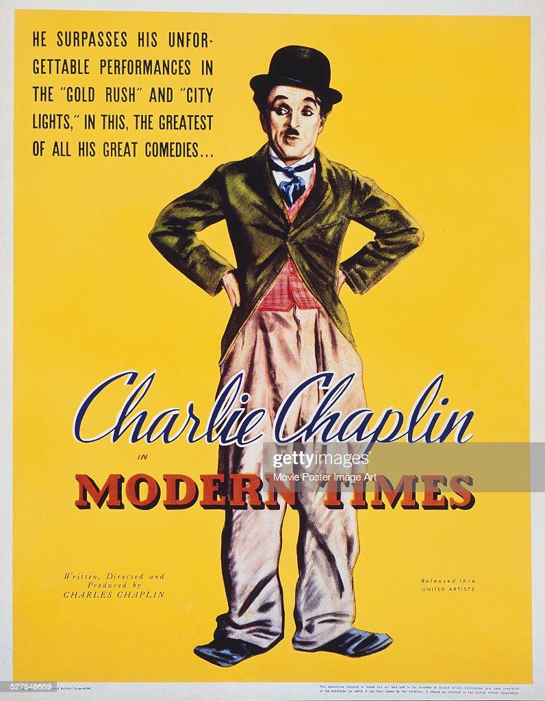 charlie chaplin modern times movie