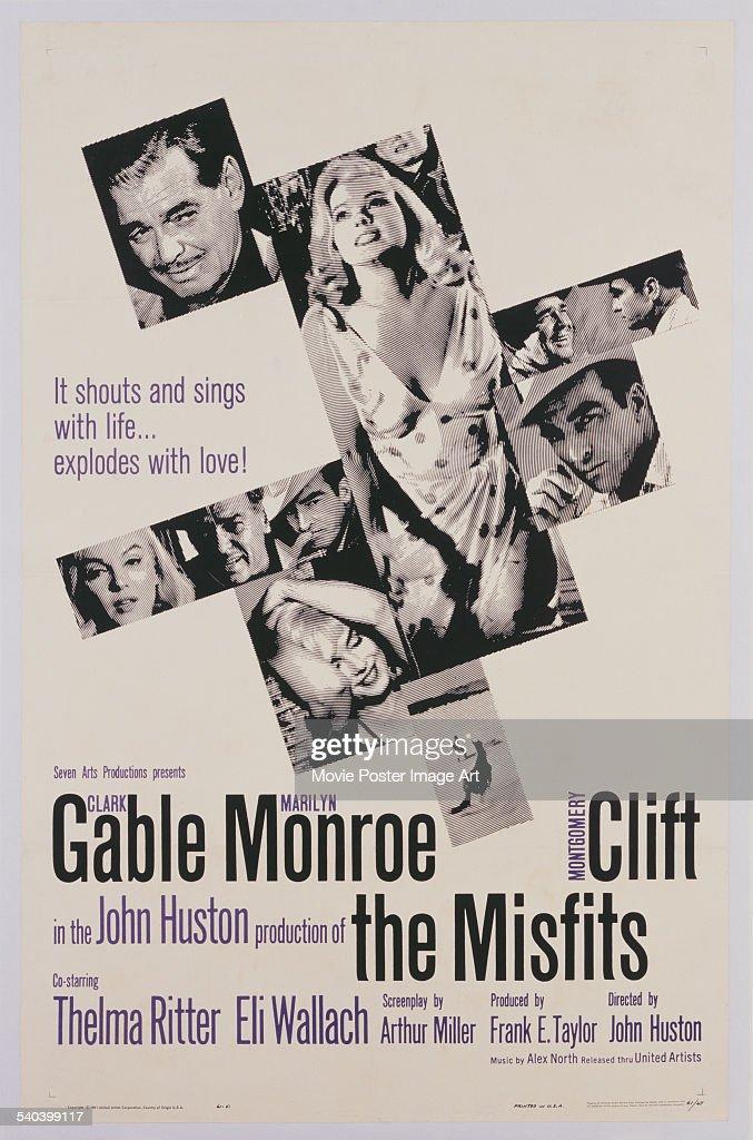 The Misfits : News Photo