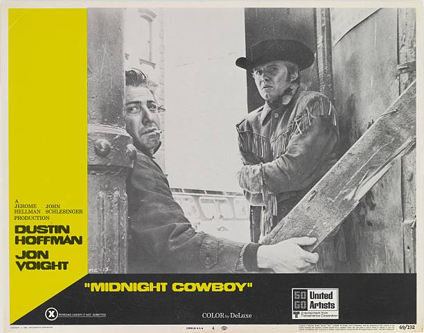 UNS: 25th May 1969 - Midnight Cowboy Released