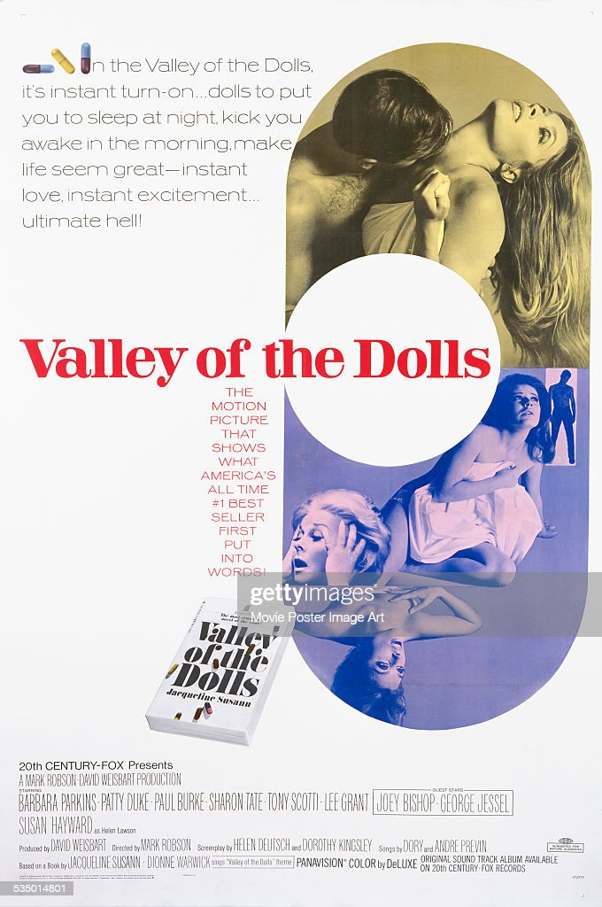 Valley Of The Dolls : News Photo