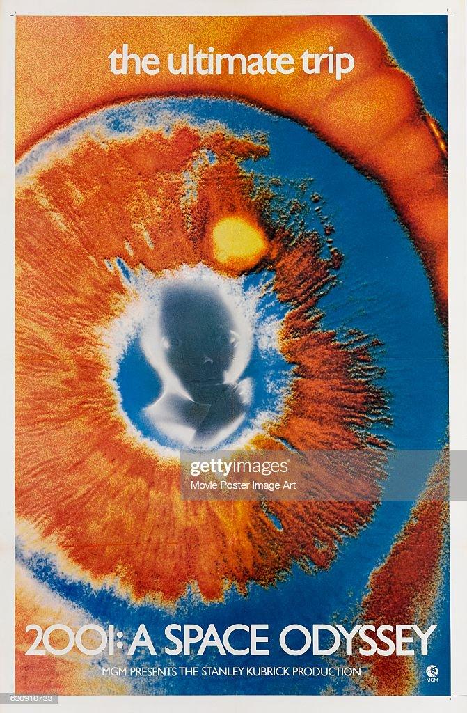 2001: A Space Odyssey : News Photo