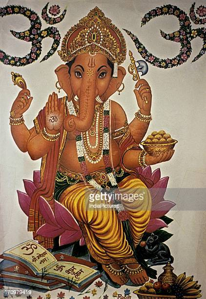 Ganesha Stock Photos And Pictures