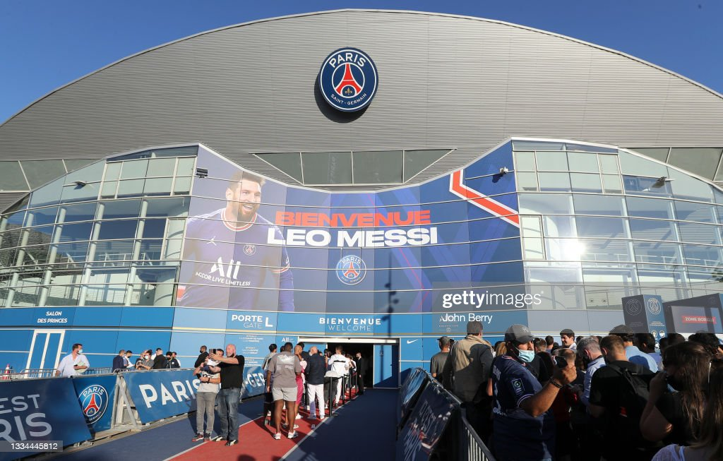 Paris Saint Germain v RC Strasbourg - Ligue 1 : Photo d'actualité