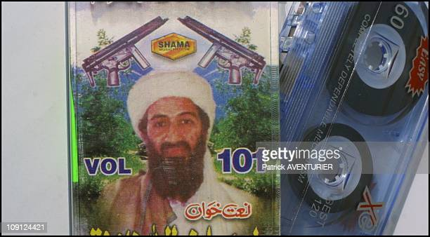 Posters Of Oussama Ben Laden On April 10Th Pakistan