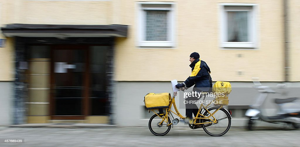 GERMANY-THEME-POST : News Photo
