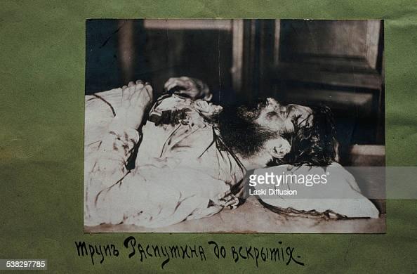 grigori rasputin pictures getty images
