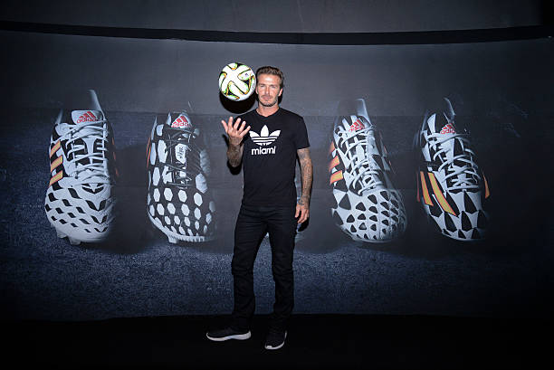 BRA: Adidas House - YouTube Live TV Show and Press Conference with Guest David Beckham
