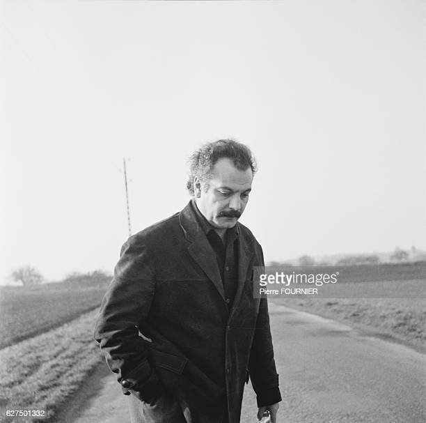 Postwar French singersongwriter Georges Brassens is famed for his songs Le Gorille and Les Copains 'D'Abord Brassens at home