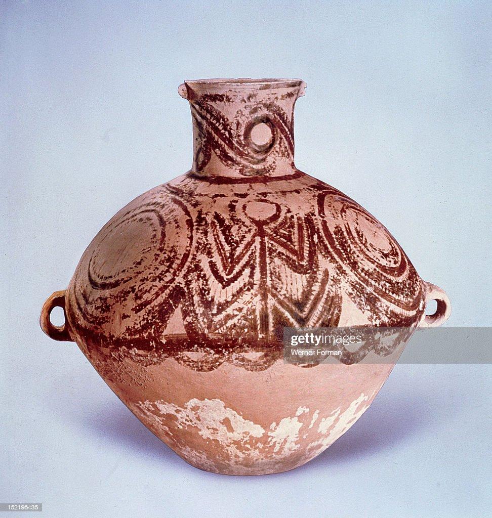 Pot Yang Shao culture : News Photo