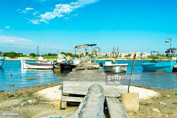 Potamos harbour ,  Potamos Liopetri near Ayia Napa, Cyprus, Mediterranean, Europe