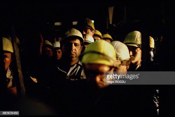 Potash miners in the FRG go on hunger strike