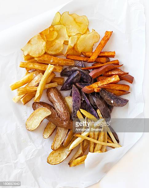 Potato Chips and Fries