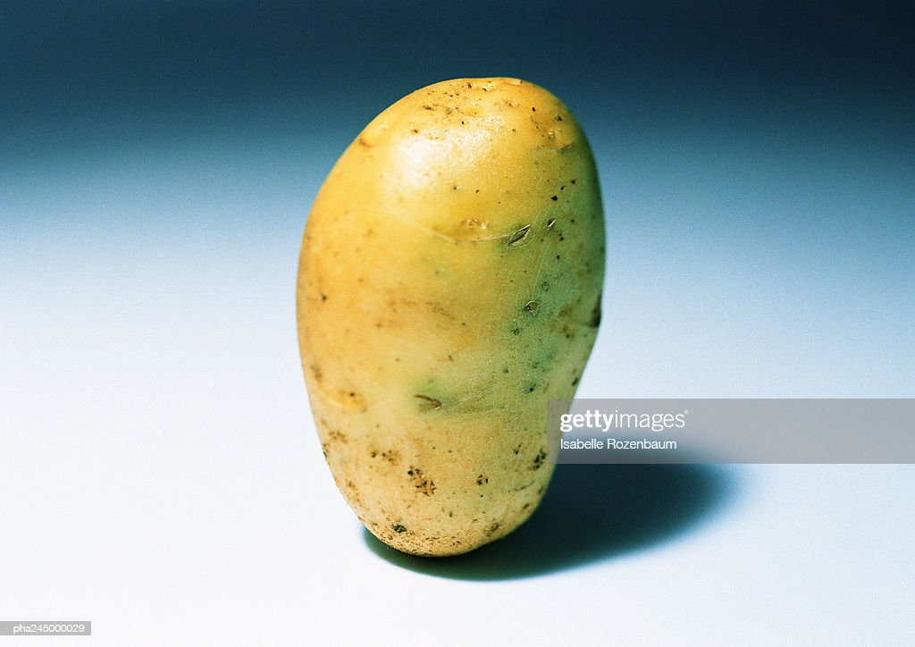 Potato, close-up : Stockfoto