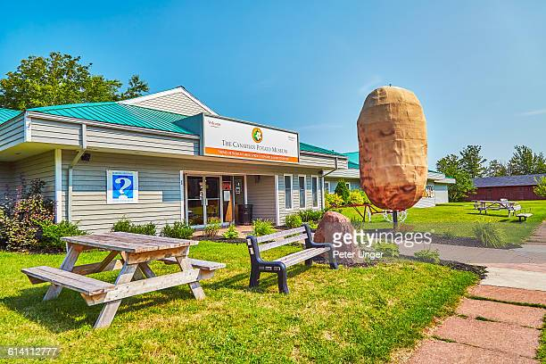 Potato Museum,Prince Edward Island