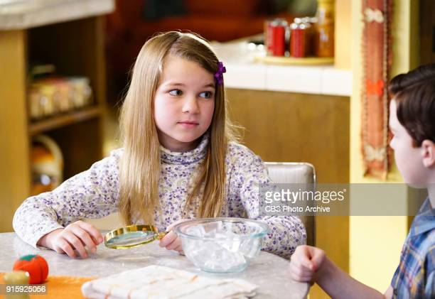 """'Potato Salad a Broomstick and Dad'•s Whiskey"""" Pictured Missy and Sheldon When Mary takes a job as church secretary she finds herself becoming Pastor..."""